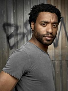 "Chiwetel Ejiofor - so beautiful, and an incredible actor! Loved him in both ""Serenity"" and ""Kinky Boots""."
