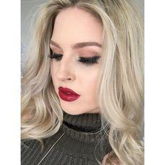 Have you seen my newest makeup video?  http://youtu.be/-vuzATQrzTg  #shaaanxo