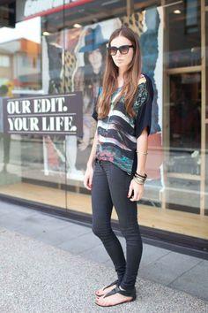 Sydney Street Style- Best Australian Street Style