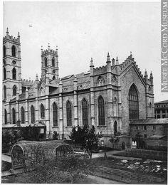 Montréal, je me souviens !: Basilique Notre-Dame