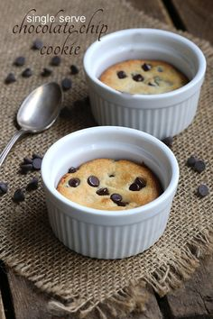 Single Serve Chocolate Chip Cookies It's ooey, it's gooey, and it serves just one person. Dive into this deep dish, single serve chocolate chip cookie for a serious low carb treat. I am known for a lot of things, but I a… Low Carb Chocolate Chip Cookies, Chocolate Chip Mug Cake, Keto Chocolate Chips, Chocolate Deserts, Chocolate Cheese, Chocolate Chocolate, Low Carb Sweets, Low Carb Desserts, Low Carb Recipes
