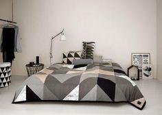 ferm LIVING - Arrow - senget�ppe fra ferm LIVING - i restordre - f�rst p� lager i januar 2014