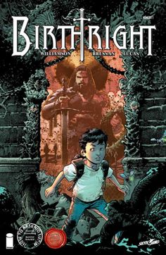 Birthright | 1-3 | CBR | Español | 2014 | Joshua Williamson...
