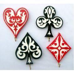 heart spade diamond club - Google Search