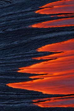 Lava, Photo by Nick Selway