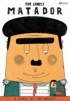 """Dla dorosłych, młodzieży i dzieci. """"The Lonely Matador"""", Jay Wright. Komiks."""