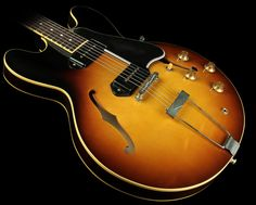 Gibson Custom Shop ES-330 Electric Guitar Vintage Sunburst