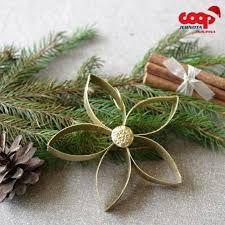 Výsledok vyhľadávania obrázkov pre dopyt vianoce ozdoby z prírodnín