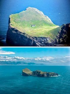 The most secluded house in Iceland