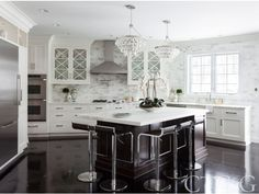 Memorable Kitchens from CTC&G - Design Chic