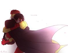 I've got you robin stay with me