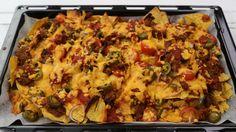 Nachopelti & guacamole - Vegepäivä - Nyhtökaurareseptit