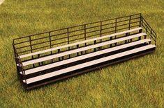 Bleachers - high school baseball field