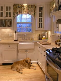 Traditional Kitchen Photos Limestone Countertops Design Ideas, Pictures, Remodel, and Decor