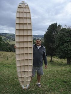 Interview with Grant Newby - Wooden Surfboards