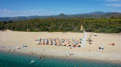 Camping L´Ultima Spiaggia, Sardinië - Bungalowtenten en stacaravans van alle aanbieders Boek je op CampingScanner.nl