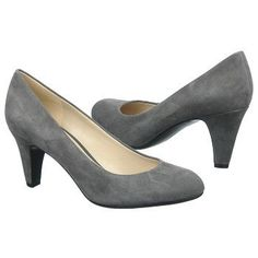 Women's Naturalizer Oribel Shale Grey Suede Naturalizer.com
