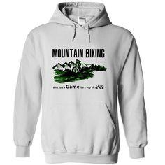(New Tshirt Design) Mountain Biking [Tshirt design] Hoodies, Tee Shirts