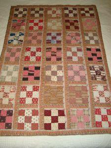 1800's Crib Quilt