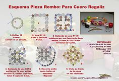 Quienlodira Creations: Outline and Diamond Bracelet