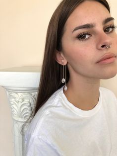 Gemstone Earrings, Dangle Earrings, Horseshoe Necklace, Minimalist Necklace, Star Necklace, Statement Jewelry, Sterling Silver Necklaces, Strands, Gifts For Her