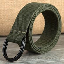{Like and Share if you want this  Fashion New Ring Canvas Outdoor Belt Man Casual Canvas Waist Belt Jeans Woman Double Ring D Type Buckle Unisex     Refreshing arrival Fashion New Ring Canvas Outdoor Belt Man Casual Canvas Waist Belt Jeans Woman Double Ring D Type Buckle Unisex now at a discounted price $US $6.17 with free postage  you will find this kind of piece and more at our favorite on-line store      Get it right now at this site…