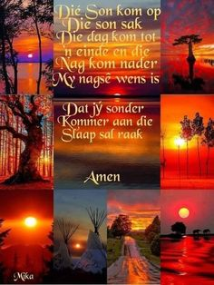 Human Body Facts, Afrikaanse Quotes, Goeie Nag, Sleep Tight, Good Night, Blessings, Arch, Blessed, Design