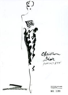 Christian Dior: FALL 2013 RTW. miyuki ohashi