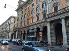 TASTE OF HAWAII: HOTEL NAPOLEON - ROME, ITALY
