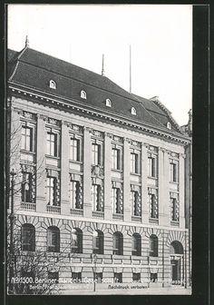 Berliner-Handels-Gesellschaft.. Französische Straße 42