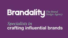 Brandality :: Creative Brand Design, Branding Agency & Packaging Designers