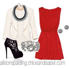 Valentine's outfit inspiration