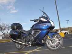 2013 Triumph TROPHY SE TROPHY SE - Click to see full-size photo viewer