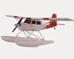 YUKI MODEL NICESKY 8GCBC Scout • PNP • 680mm ARF RC Flugzeug