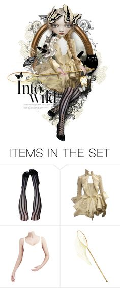 """Into the Wild"" by mew-muse ❤ liked on Polyvore featuring art"