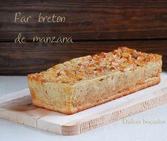 Dulces bocados: Far breton de manzana