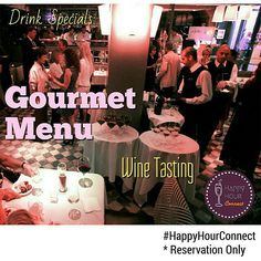 • 24/7 Happy Hour Connection • Restaurant & Bar Specials • Join the Network #HappyHourConnect #HappyHour Another great way to socially network your event with Happy Hour Connect for...
