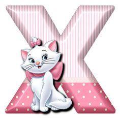 X Cat Marie (Alphabets by Mónica Michielin)