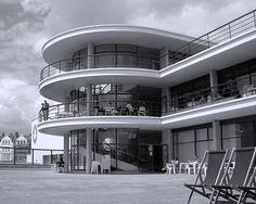 de la warr pavilion stair | Flickr - Photo Sharing!