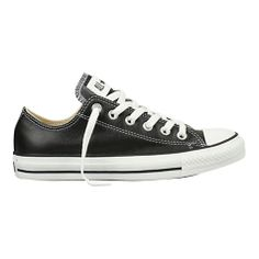 Converse Chuck Taylor All Star Low Top Leather Trainers