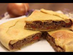 Pizza di cipolle - il sapore della tradizione pugliese - Piovono Ricette