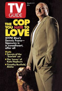 Classic Tv, Classic Films, Police Tv Shows, Dennis Franz, Detective, Nypd Blue, Broadcast News, Episode Online, Tv Ads