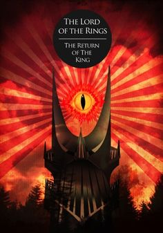 Alternative Book Cover:  The Return of the King by J.R.R. Tolkien