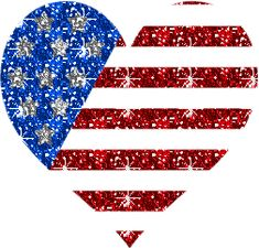 Amazing free animated American USA flag gifs - best USA flag animation collection - over 10000 gifs. My Funny Valentine, Gifs, Animated Heart Gif, Corazones Gif, Coeur Gif, Labor Day, I Love America, I Love Heart, Heart Images