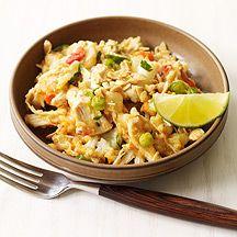 Slow Cooker Thai Chicken