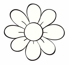 bloem inkleuren uitknippen en dan op rietje plakken oma
