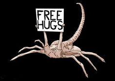 Alien Horror Movie Humor