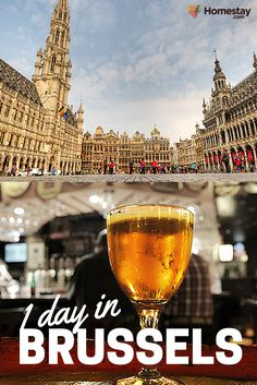 See the best of Brussels in one day - a practical travel guide to explore Brussels in Belgium from 9:30am to 9pm.