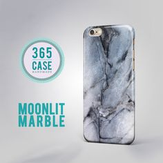 Moonlit Marble Samsung Galaxy S3 case Marble Samsung S4 by 365case