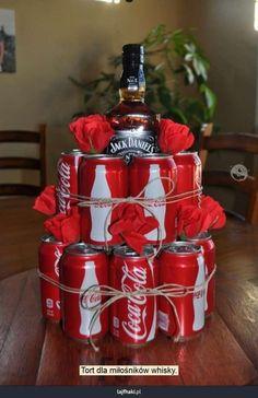 Tort dla miłośników whisky - Tort dla miłośników whisky.